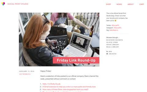 Social Print Studio