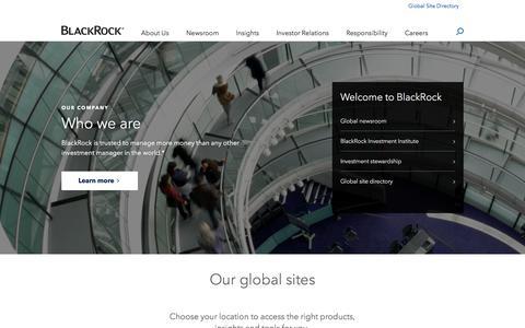 BlackRock Corporate   BlackRock