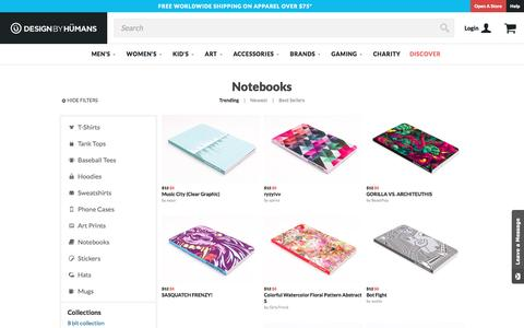 Notebooks   Design By Humans