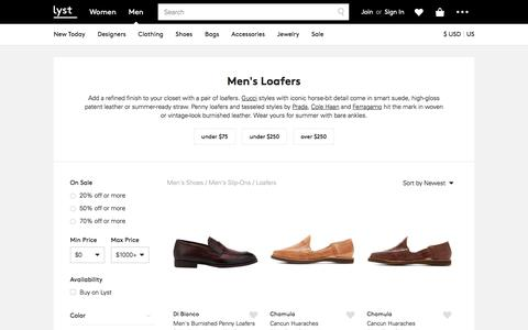 Loafers | Shop Men's Loafer Shoes  | Lyst