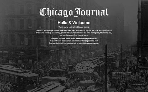 Chicago Journal