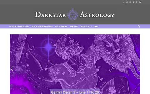 - Darkstar Astrology
