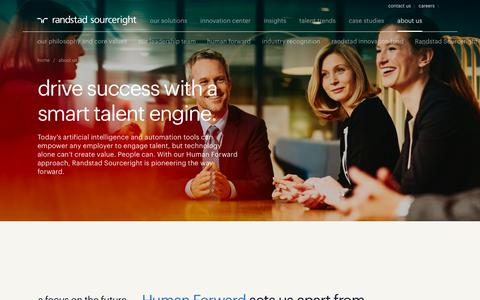 About Us | Randstad Sourceright