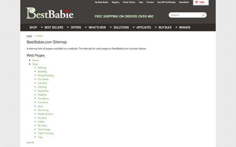 BestBabie.com Sitemap