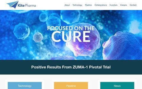 Kite Pharma - Kite Pharma