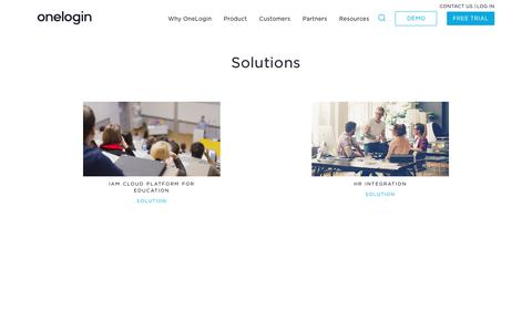 Identity Management Solutions - Enterprise Access Management Solutions - IAM Solution