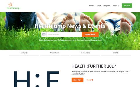 Healthjump Events