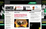 Old Screenshot Adweek Home Page