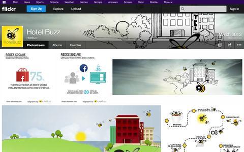 Screenshot of Flickr Page flickr.com - Flickr: Hotelbuzz's Photostream - captured Oct. 22, 2014