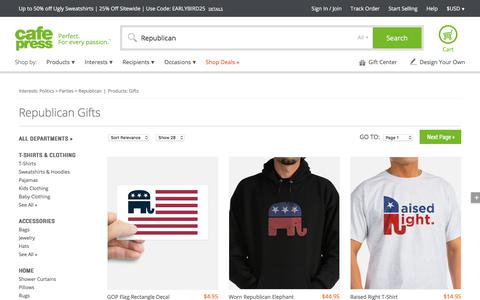 Gifts for Republican   Unique Republican Gift Ideas - CafePress