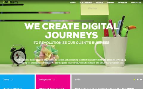 Home Page | Globant