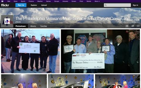 Screenshot of Flickr Page flickr.com - Flickr: philavets' Photostream - captured Nov. 4, 2014