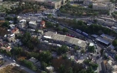 Screenshot of Home Page mekudeshet.com - עונת התרבות בירושלים מציגה: מקודשת - captured June 30, 2016