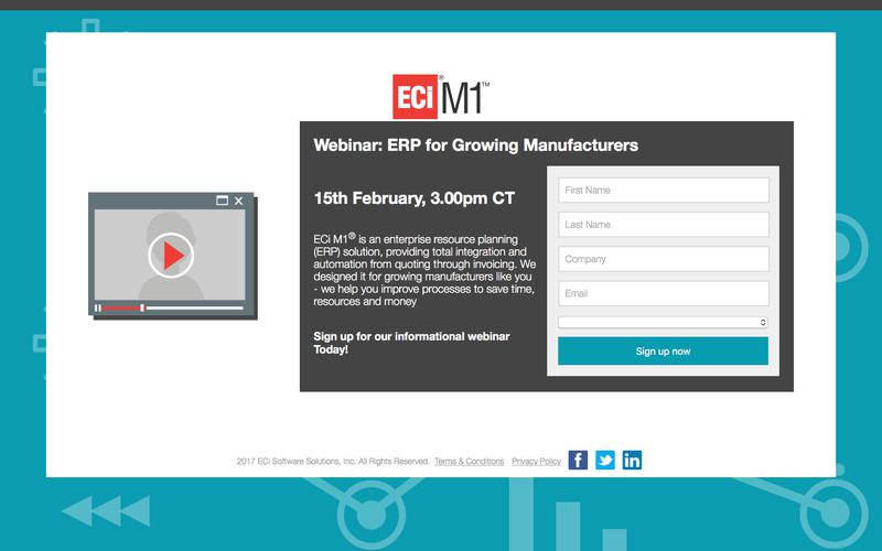 Webinar: ERP for Growing Manufacturers