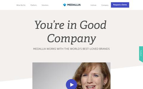 These Brands Are Customer Experience Champions | Medallia