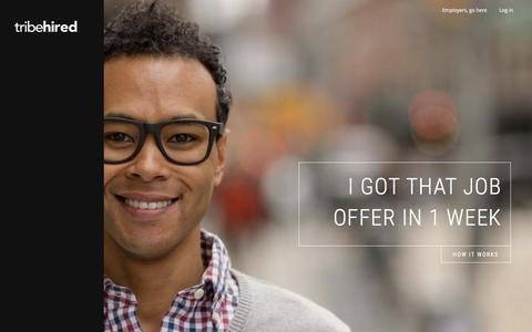TribeHired -       Malaysia's IT Recruitment Talent Marketplace - IT Job Seekers