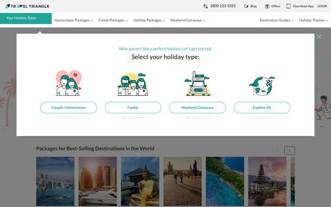 Personalized Holiday Packages   Customized Tour Packages from multiple local and trusted travel agents