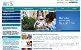 Old Screenshot Boston Medical Center (BMC) Home Page