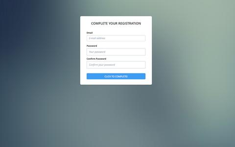 Screenshot of Signup Page buzzsumo.com - BuzzSumo - captured Sept. 13, 2014