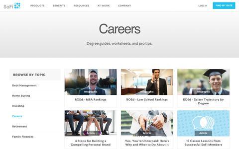 Careers   SoFi