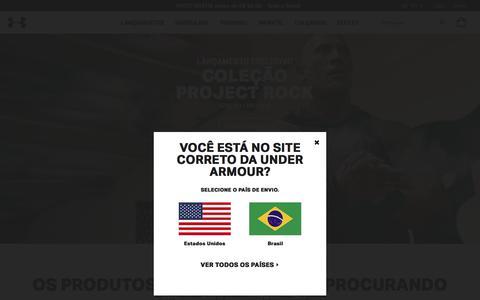 Under Armour Brasil | Loja Online Oficial