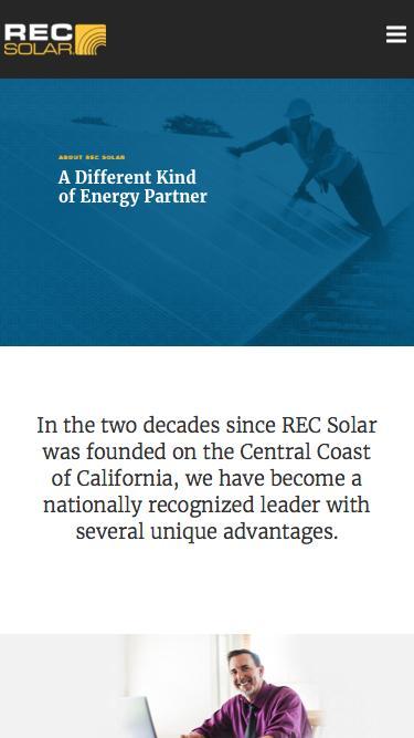About REC Solar