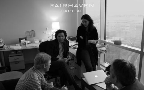 Screenshot of Home Page fairhavencapital.com captured Aug. 2, 2015