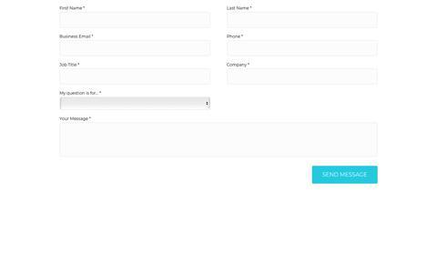 Screenshot of Landing Page skillsurvey.com captured July 18, 2018