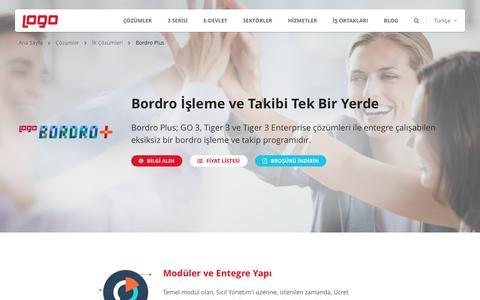 Bordro Plus | İnsan Kaynakları (İK) Çözümleri | Logo Yazılım