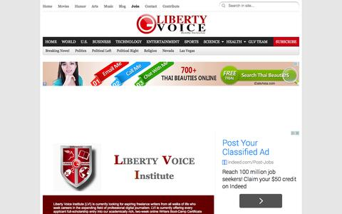 Screenshot of Signup Page guardianlv.com captured Sept. 18, 2014