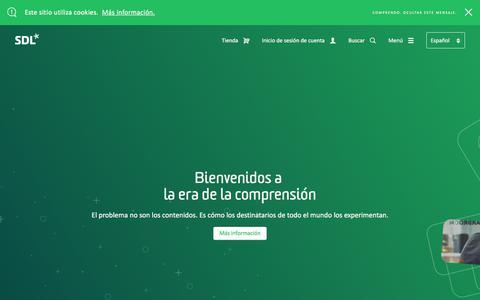 SDL: empresa de gestión de contenidos y traducciones