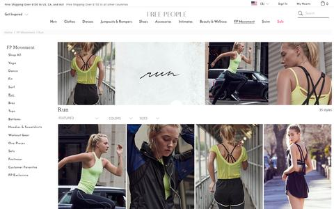 Running Clothes for Women  | Free People