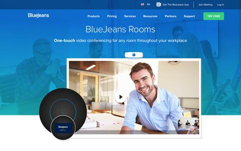 BlueJeans Rooms | BlueJeans Network