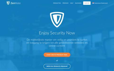 ZenMate - Internet Security en Privacy op zijn best!