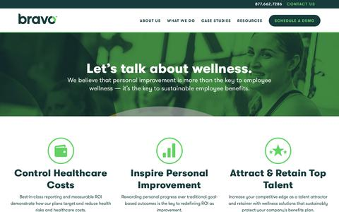 Bravo: Inspiring People to Achieve Their Personal Best