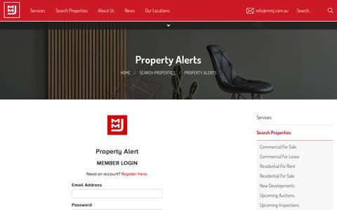Property Alerts » MMJ Real Estate
