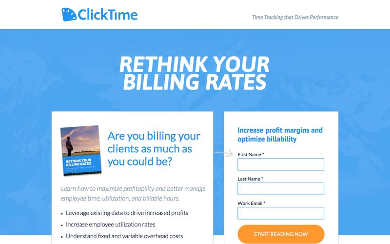 Rethink Your Billing Rates