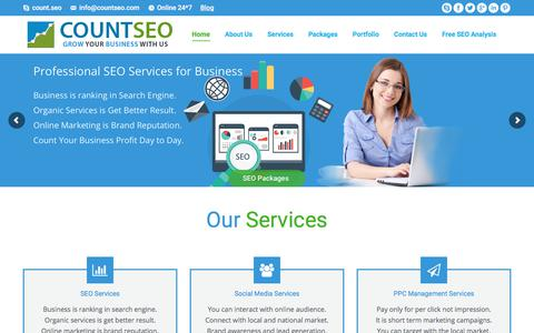 Count SEO Services Just $100 in New York, Chicago USA