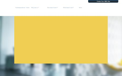Screenshot of Contact Page yourtreasuretrove.co.uk - mysite | Contact - captured Oct. 26, 2017