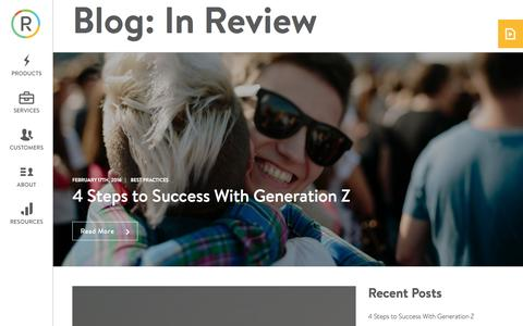 Blog • PowerReviews