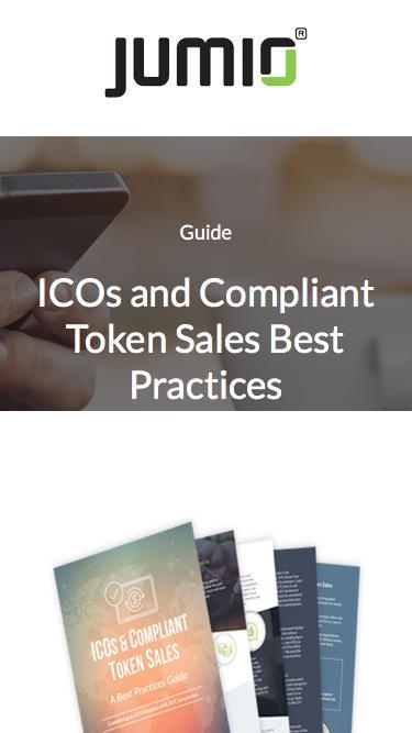 ICOs & Compliant Token Sales Best Practices