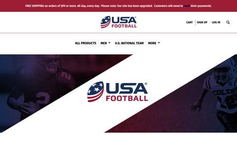 USA Football Online Shop