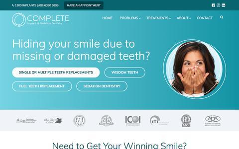 Dental Implants Perth: Complete Implant & Sedation Dentistry