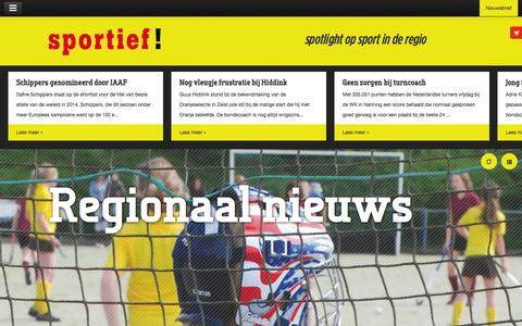 Screenshot of Privacy Page sportiefmagazines.nl - Sportief Magazines - {coda.active.name} - captured Oct. 3, 2014