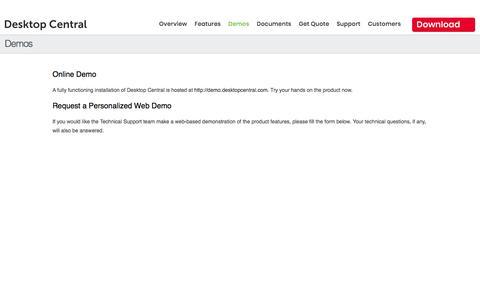 Remote Windows Desktop Management and Administration Software - Request Demo
