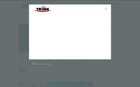 Screenshot of Press Page trime.ua - Новости   Тревел Центр ТРАЙМ - captured Feb. 25, 2016