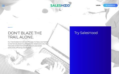 SalesHood - Ecosystem