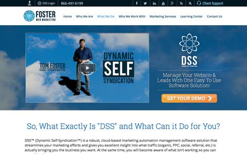 Enterprise Legal Marketing Software | Foster Web Marketing