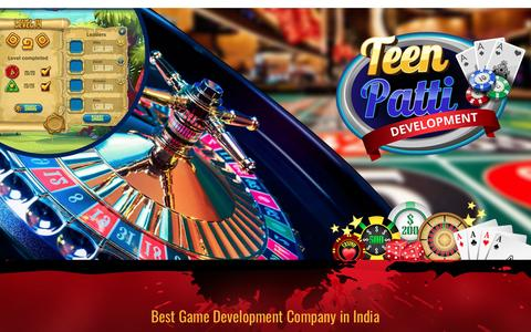 Game Development | 3D Game Development Company India