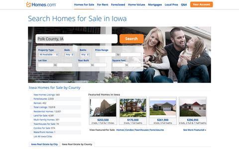 Iowa Homes for Sale | Homes.com
